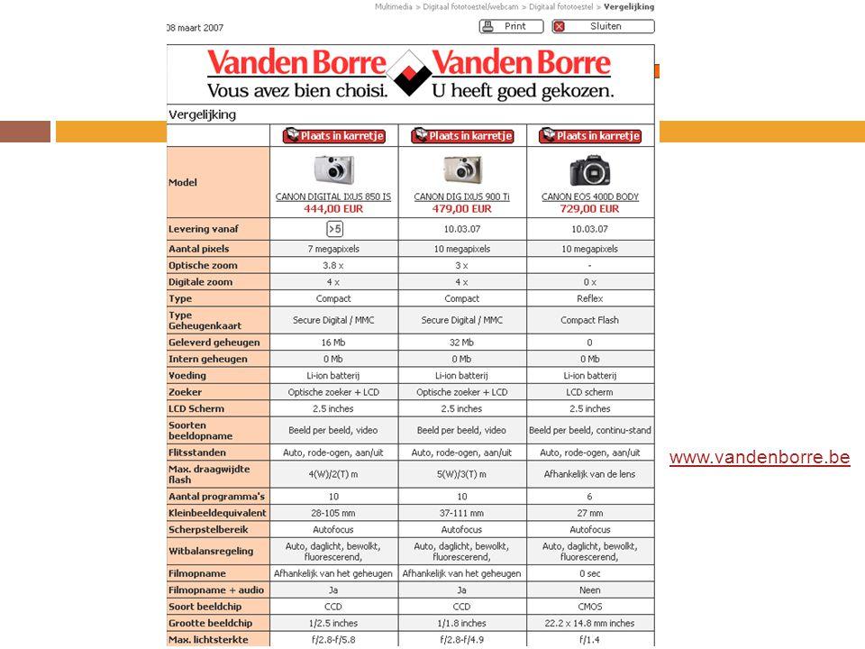 www.vandenborre.be