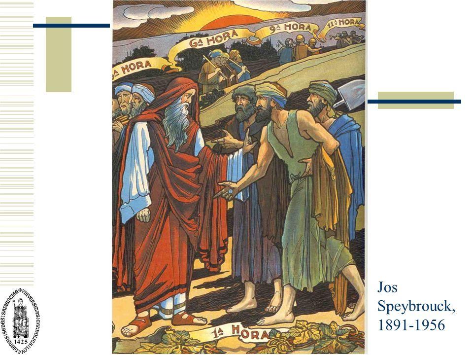 Nascholing rooms-katholieke godsdienst Vlaams Secretariaat Katholiek Onderwijs Jos Speybrouck, 1891-1956
