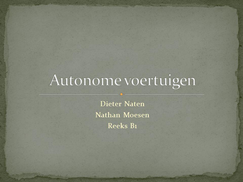 Dieter Naten Nathan Moesen Reeks B1