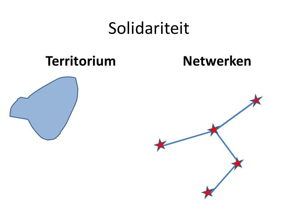 Solidariteit TerritoriumNetwerken