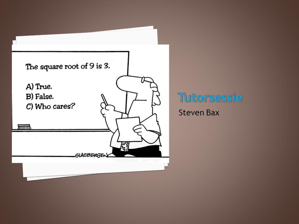 Steven Bax
