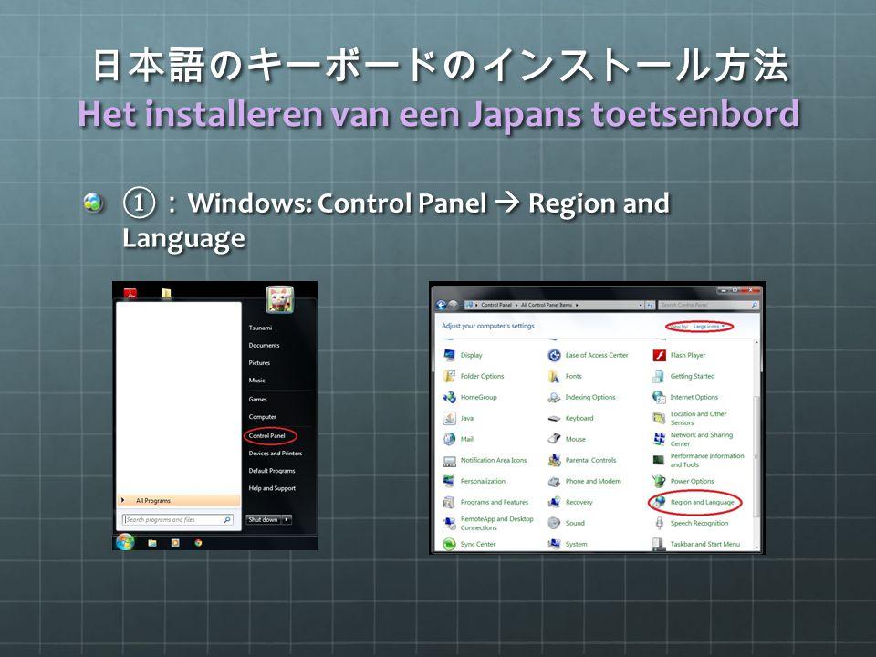 ふりがなや役に立つツールなど Furigana, handige programma's, etc.