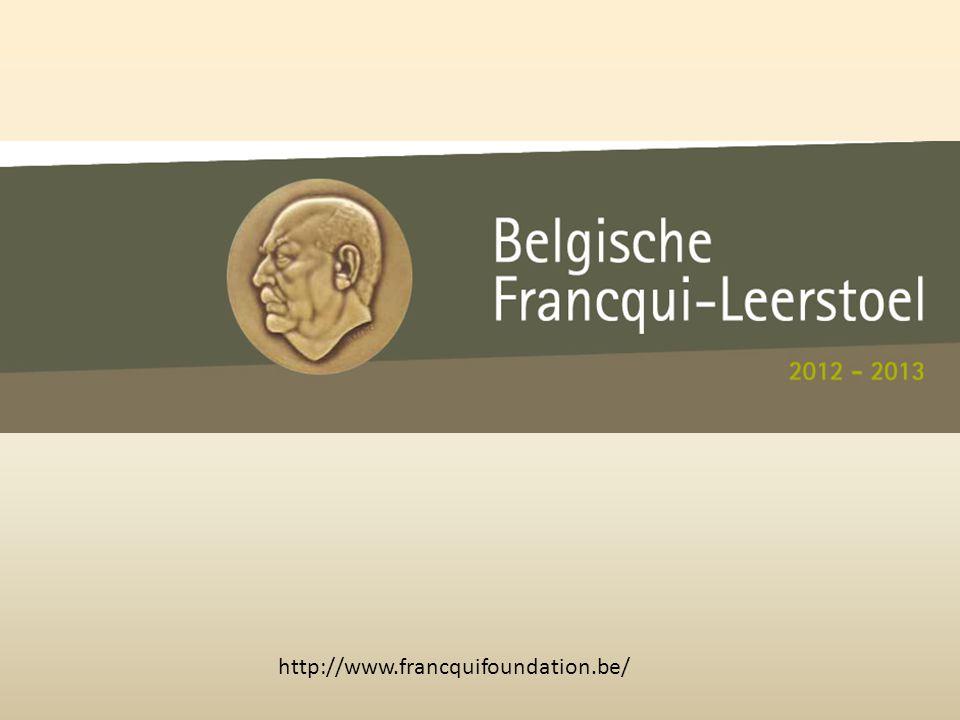 Ook in België ééndimensioneel, ondanks federale structuur