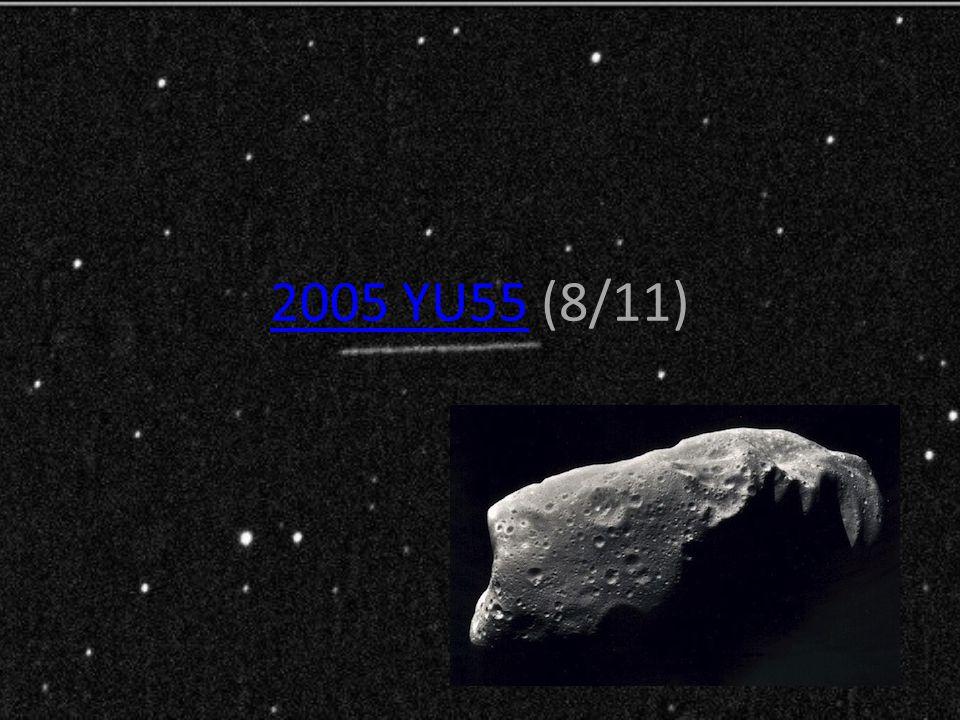 2005 YU552005 YU55 (8/11)