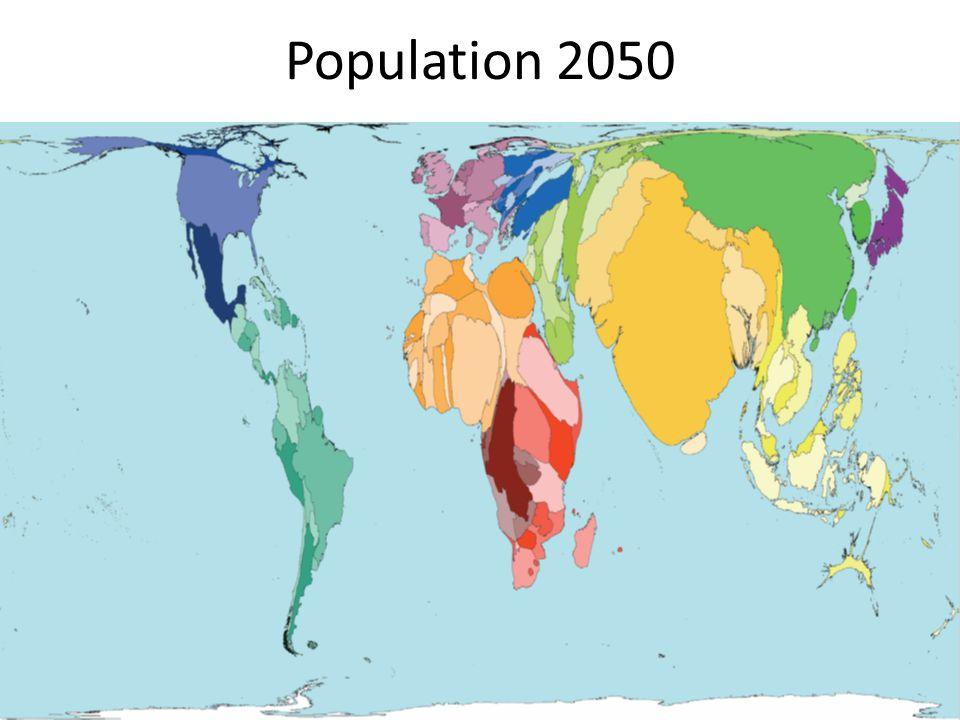 Population 2050