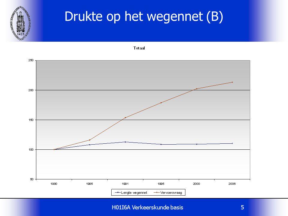 H01I6A Verkeerskunde basis16 Kwaliteiten Eisen en wensen t.a.v.