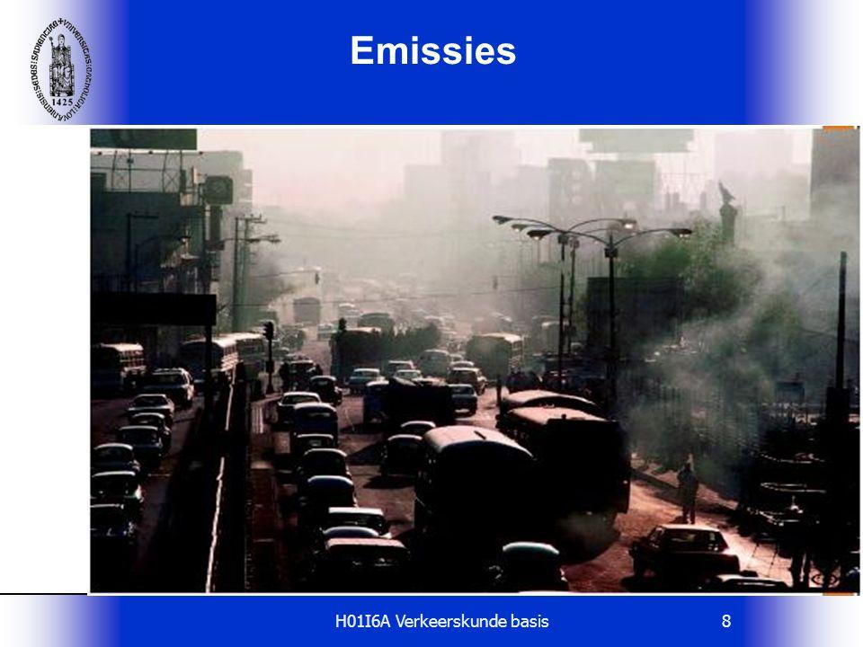 H01I6A Verkeerskunde basis8 Emissies