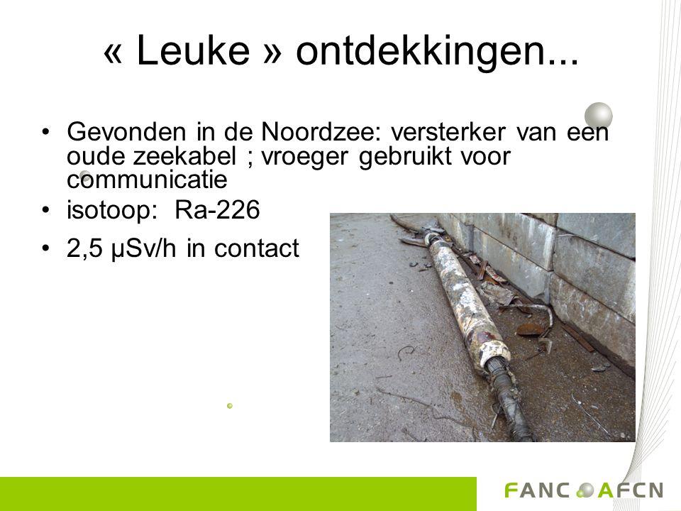 Bliksemafleiders (II) http://www.fanc.fgov.be/nl/page/welkom-op-de-fotogalerij-met-radioactieve-bliksemafleiders/171.aspx