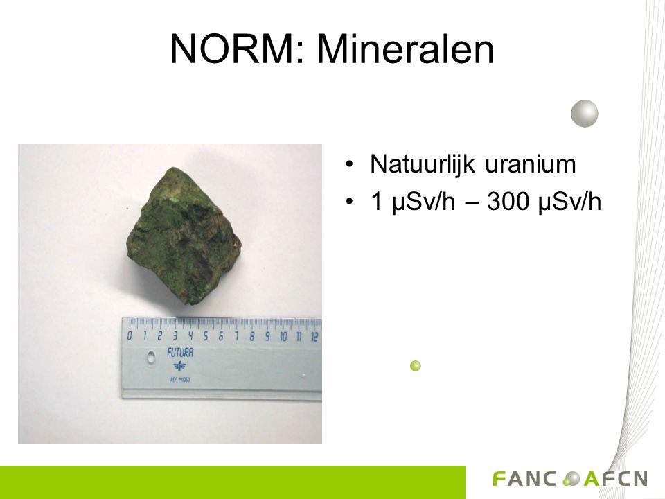 NORM:Gloeikousjes Thorium 3 µSv/h