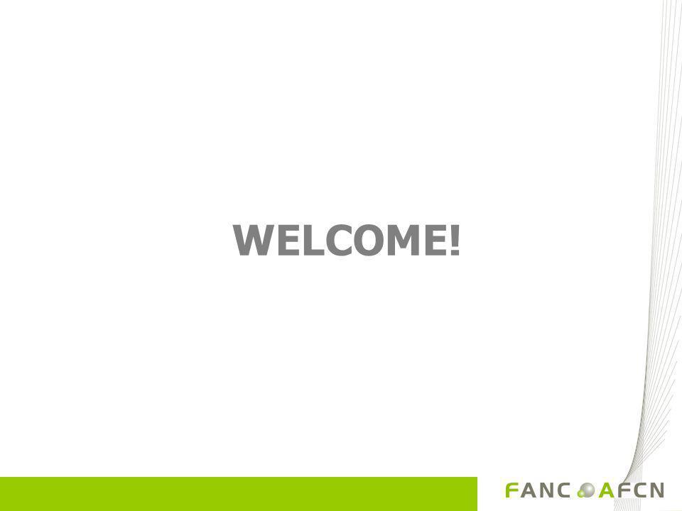 Situatieschets 1.FANC wordt operationeel in 2001 1.Oprichting Bel V, 100% filiaal van FANC in september 2007 – gevolg van aanbeveling parlement april 2007 : filialisering E.I.