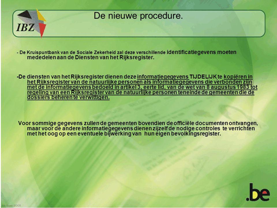 Schema BCSS -KSZ XML -> RRN / IT RRN; / IT 040-046 97 13 040-046 … 97 10 040-046 … PPH MSG L PPH MSG L