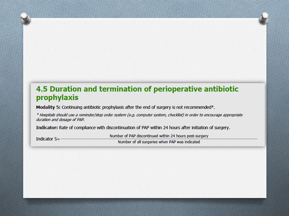 Samenvatting 1.Multidisciplinair antibioticatherapiebeleidsgroep 2.