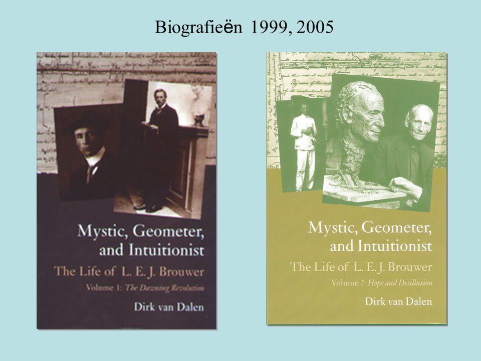 Biografie ë n 1999, 2005