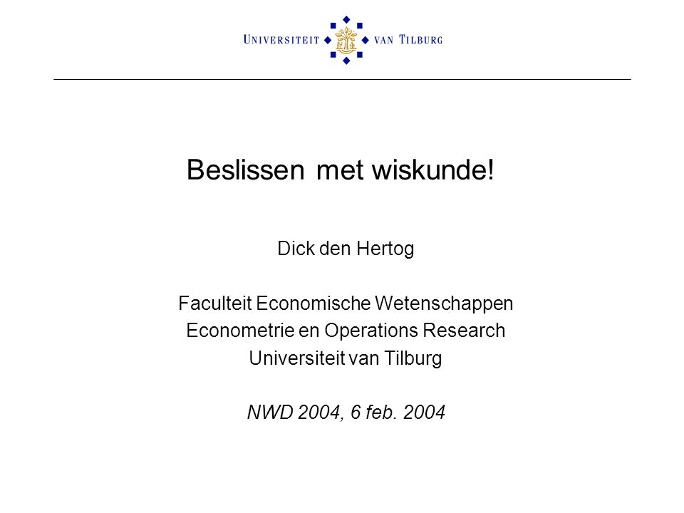 Breed toepassingsgebied Logistiek Productie Engineering Medisch Finance Militaire