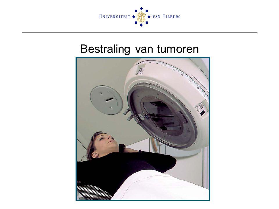 Bestraling van tumoren