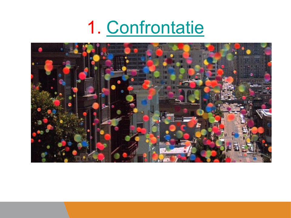 1. ConfrontatieConfrontatie