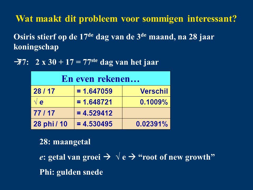 Er zijn oneindig veel manieren om xy = 2x + 2y te herschrijven De truuk is om nuttige manieren te vinden Bijvoorbeeld: Wat is het nut van het herschrijven als : yx + xy = 4x + 4y