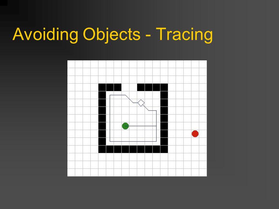 A* - Beperkingen Terreinen die niet grid-gebaseerd zijn kunnen met reeds behandelde methoden wel zo ingedeeld worden, waarna het A* algoritme alsnog kan worden gebruikt