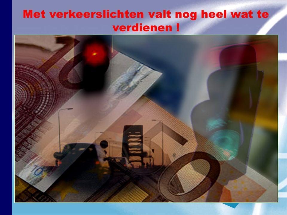 internationale hogeschool Breda Met verkeerslichten valt nog heel wat te verdienen !