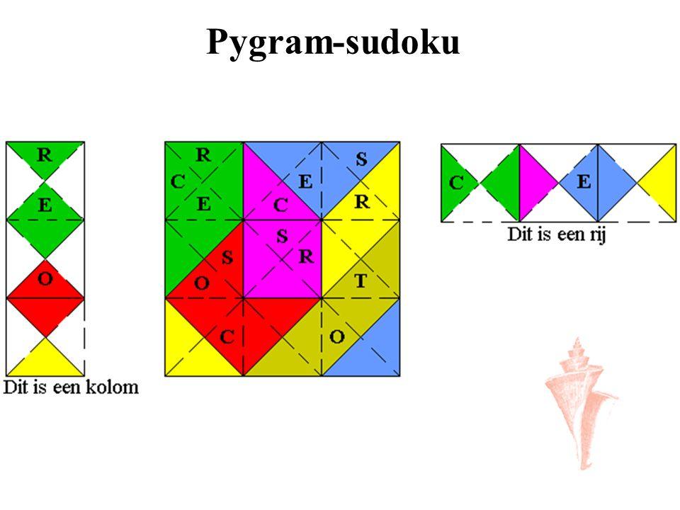 Pygram-sudoku