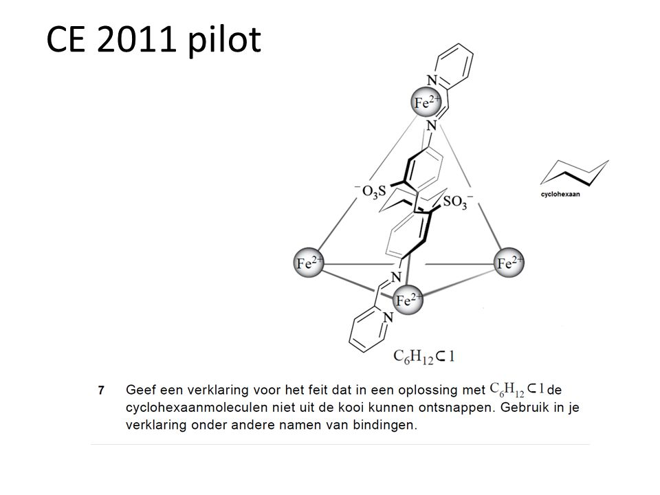CE 2011 pilot