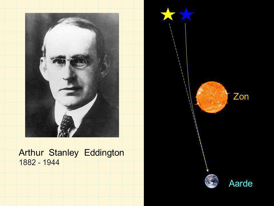 Voor lichtgolven, en voor electro-magnetische velden, Daarom koppelt licht 2 x zo sterk aan zwaartekracht als materie ! Lichtgolven buigen 2 x zo ster