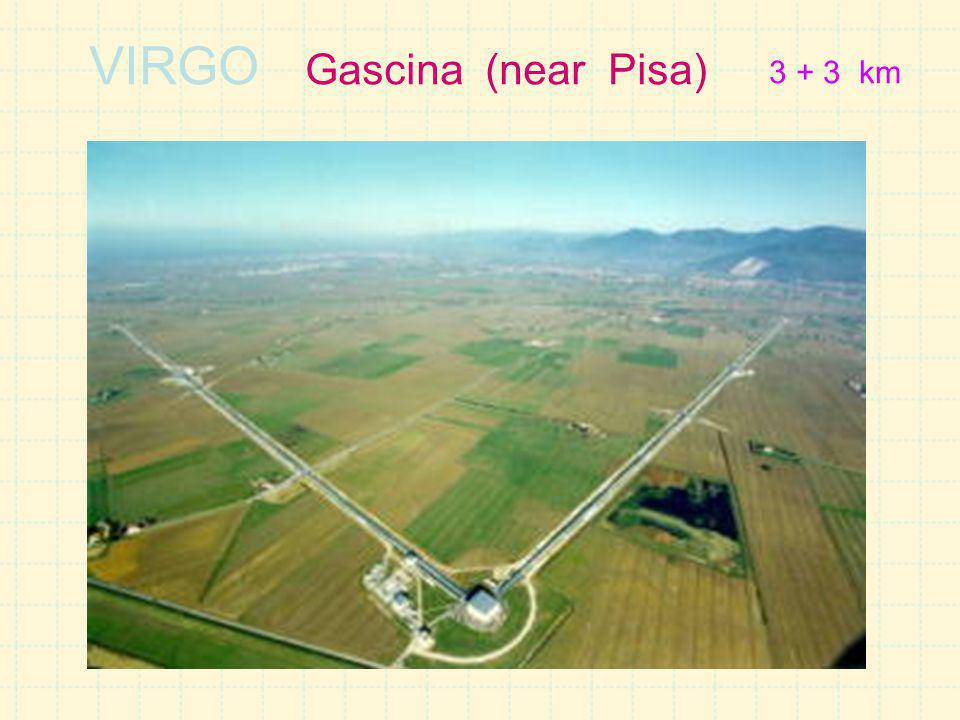 LIGO Hanford, Wa L aser I nterferometer G ravitational wave O bservatory 4 + 4 km