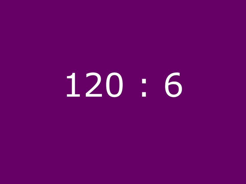 120 – 61