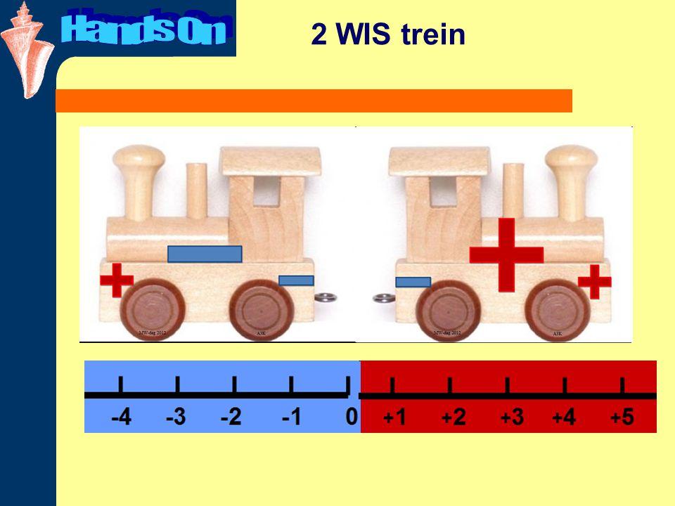 2 WIS trein