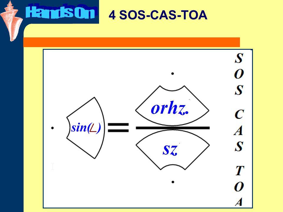4 SOS-CAS-TOA
