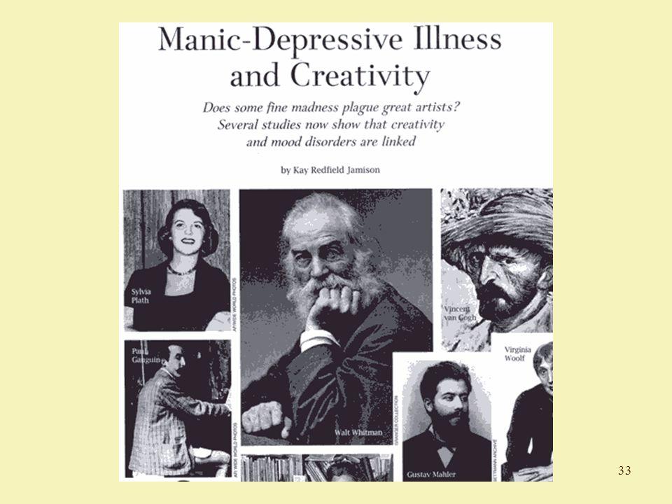 33 Manic-Depressive Illness