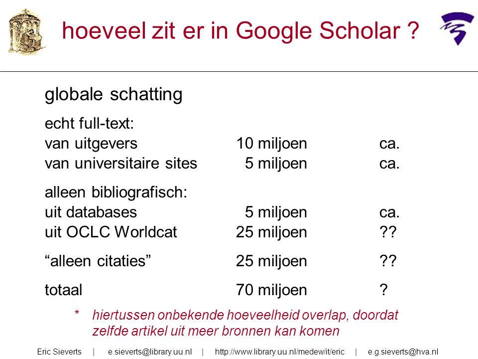 globale schatting echt full-text: van uitgevers10 miljoenca.