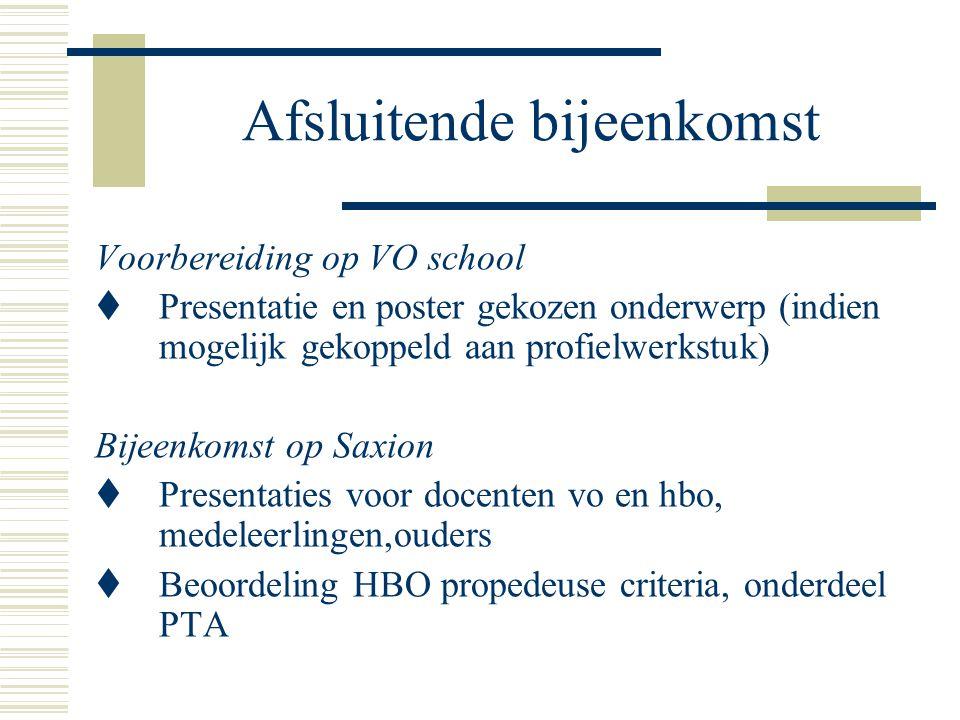 """Invulling startbijeenkomst B. Programma 1e bijeenkomst op Saxion 10.30-15.30u  ontvangst  presentatie """"wat is techniek nog zonder wiskunde""""  rondle"""
