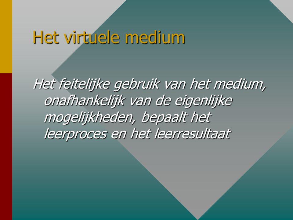 Jerry Andriessen, Onderwijskunde, Universiteit Utrecht Didactische uitgangspunten bij gebruik WWW