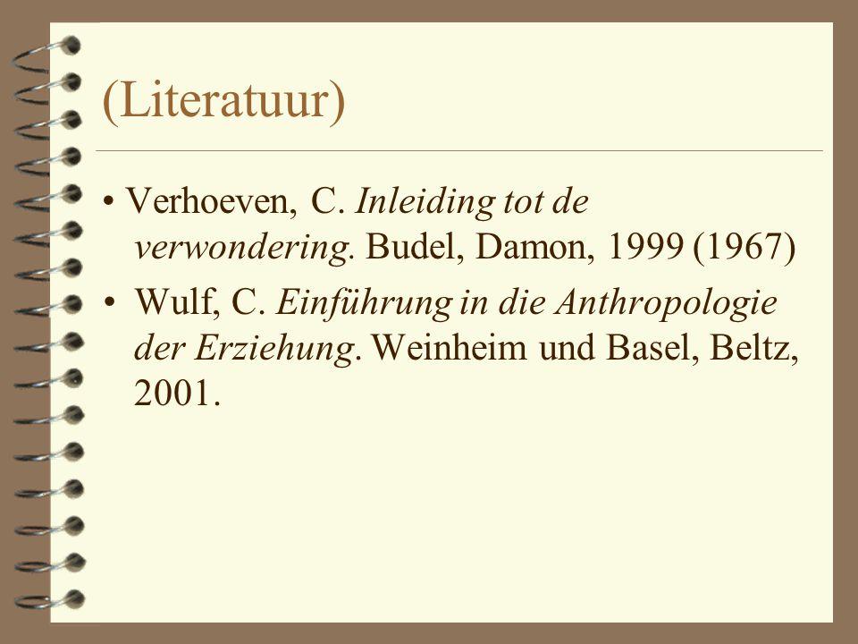 Literatuur Sperna Weiland, J. Oriëntatie. Nieuwe wegen in de theologie. Baarn, Het Wereldvenster, 1972 (1966). Sperna Weiland, J. De mens in de filoso