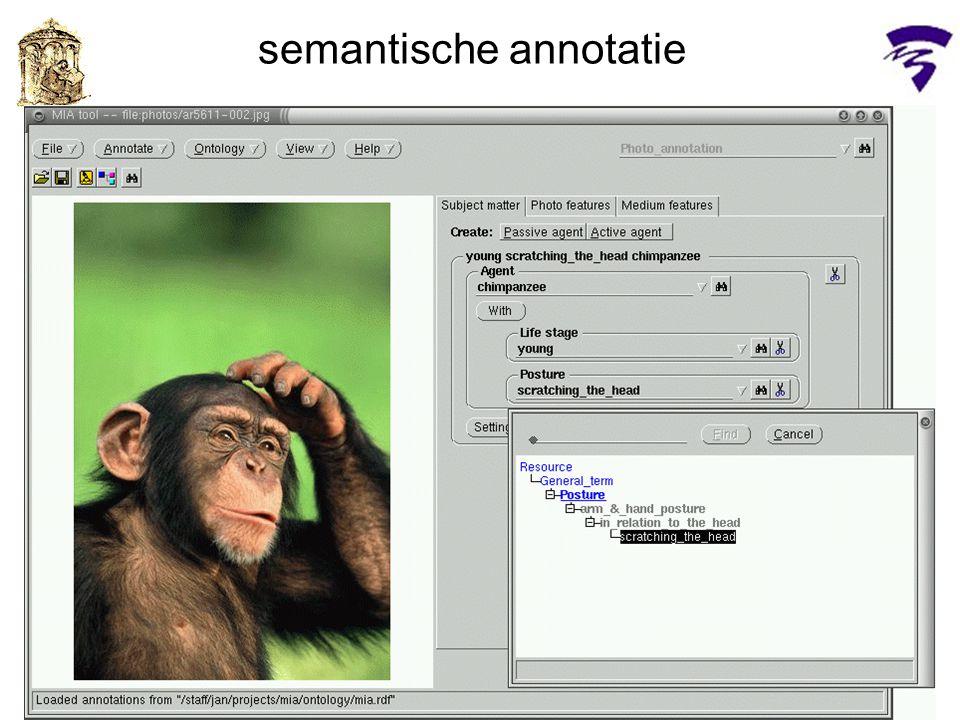 semantische annotatie