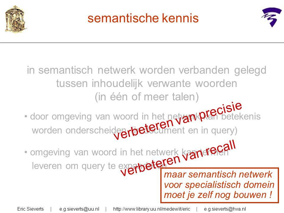 semantische kennis Eric Sieverts | e.g.sieverts@uu.nl | http://www.library.uu.nl/medew/it/eric | e.g.sieverts@hva.nl in semantisch netwerk worden verb