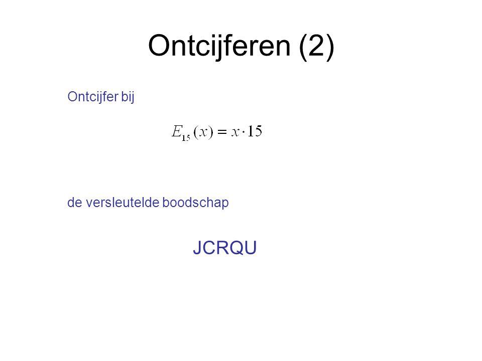 J96*26+9=15*11L C28*26+2=15*14O R178*26+17=15* P Q164*26+16=15*8I U205*26+20=15*10K