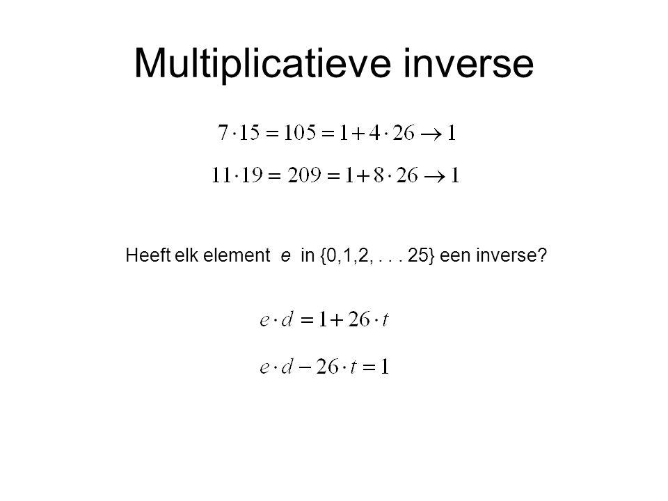 Algoritme van Euclides xyx div yx mod y 262313 3 Invariant: