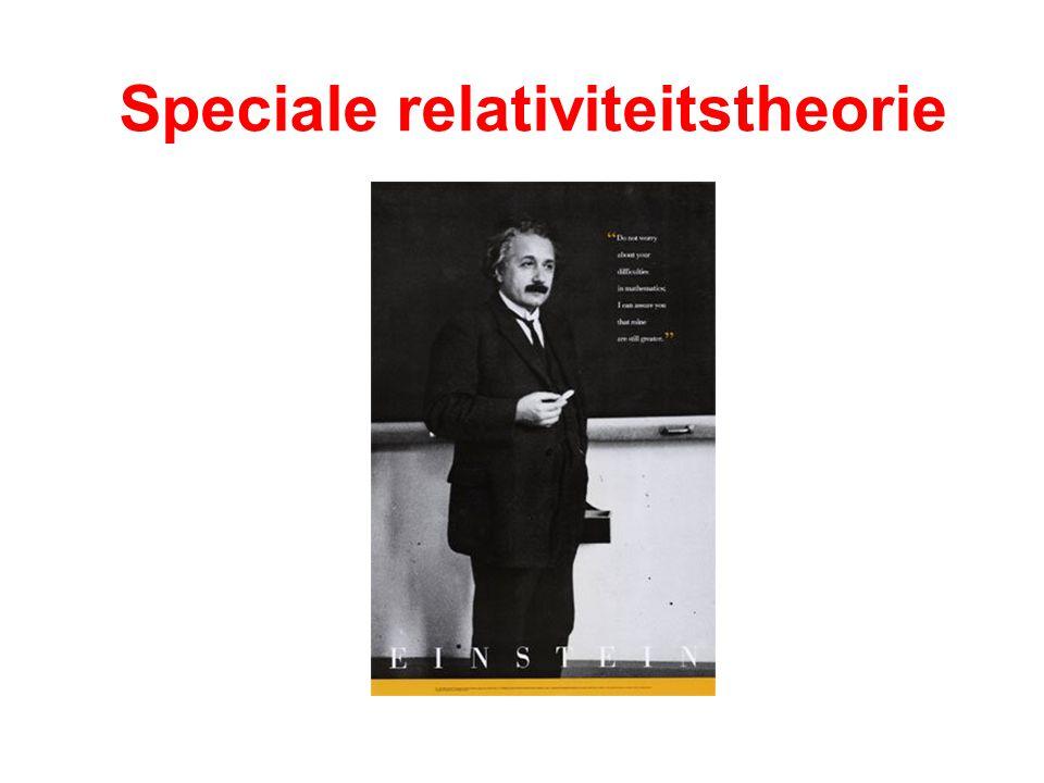 De drie vragen van Einstein Wat is licht.Wat is tijd.