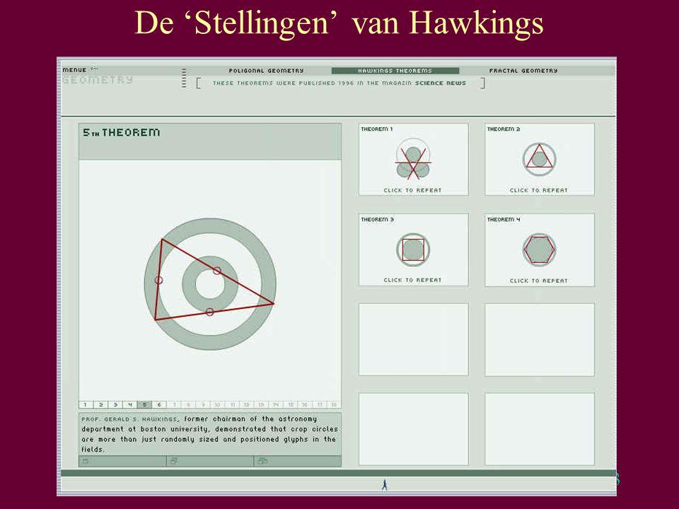 23 De 'Stellingen' van Hawkings