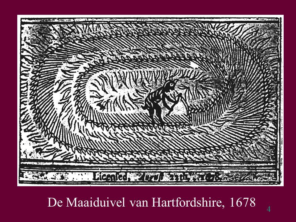 4 De Maaiduivel van Hartfordshire, 1678