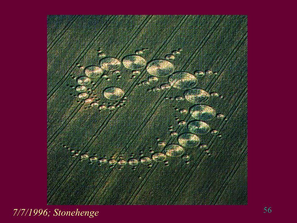 56 7/7/1996; Stonehenge