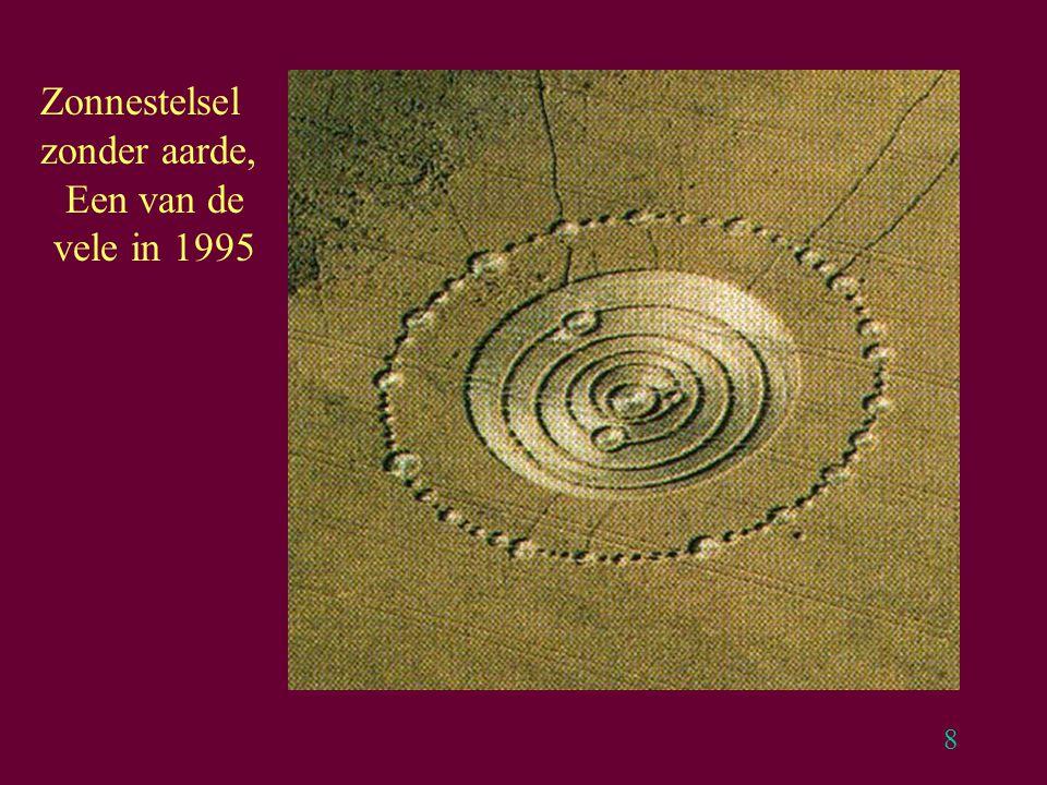 39 Mandelbrot set Punt c (van het complexe vlak) hoort bij de Mandelbrot-set als J c samenhangend is.