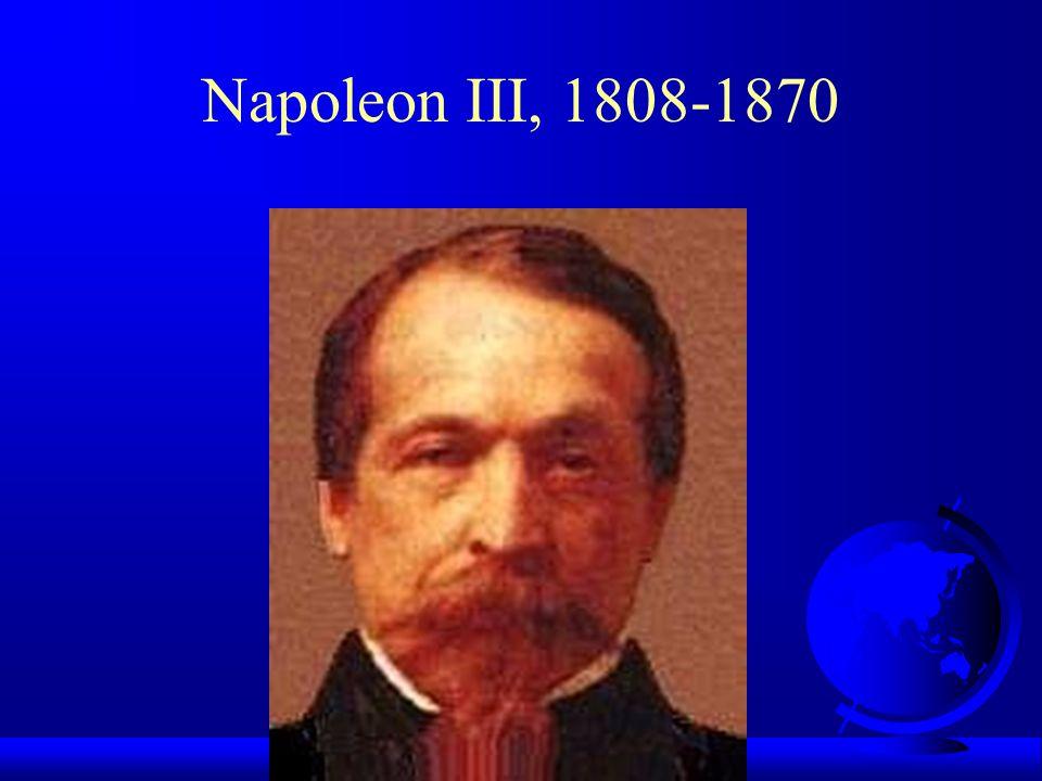Napoleon III, 1808-1870
