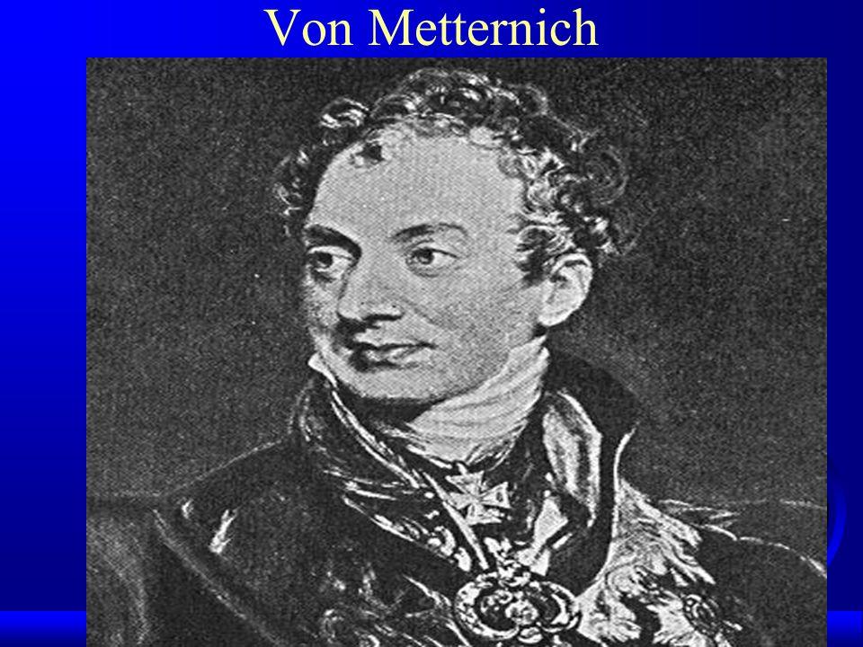 Von Metternich