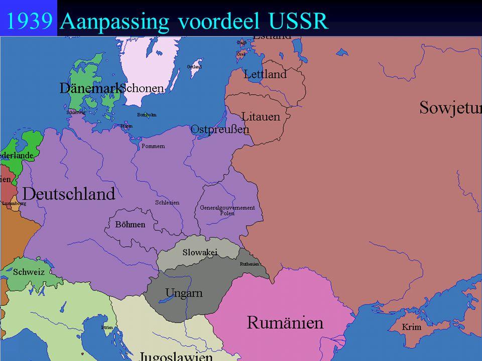 1939 Aanpassing voordeel USSR