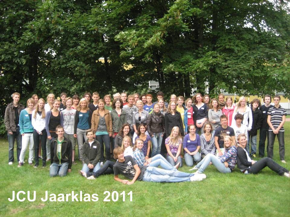 JCU Jaarklas 2011