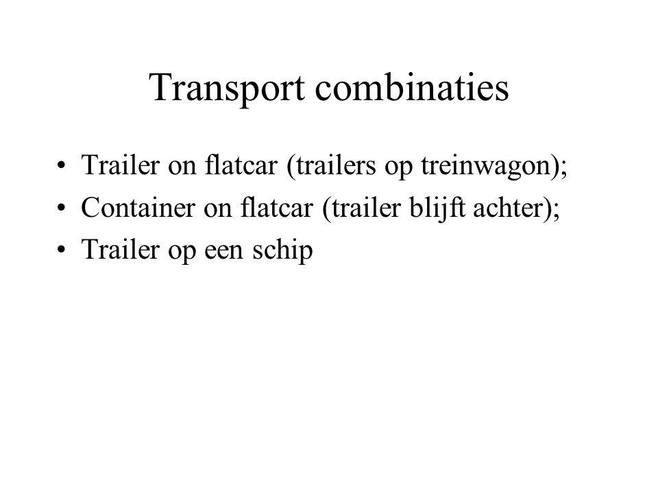 Transport keuzen