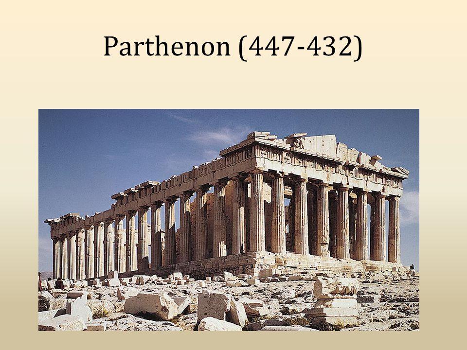 Parthenon (447-432)